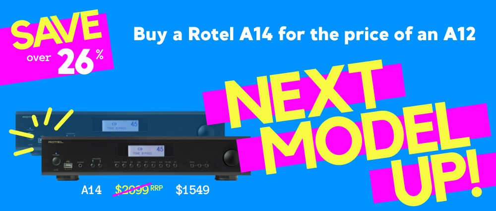 Rotel Model Up A14 - NZ