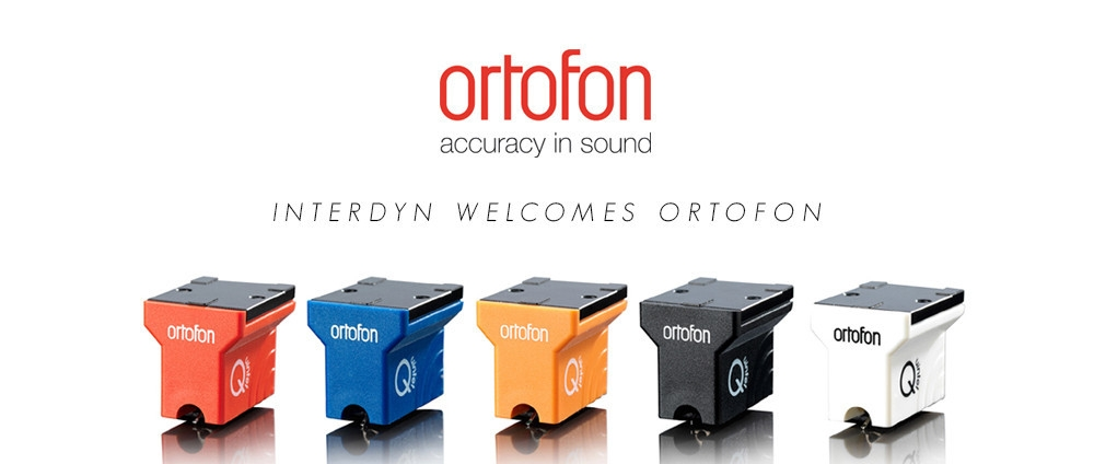 Interdyn welcomes Ortofon