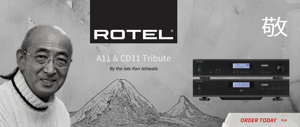 Rotel Tribute Order Now