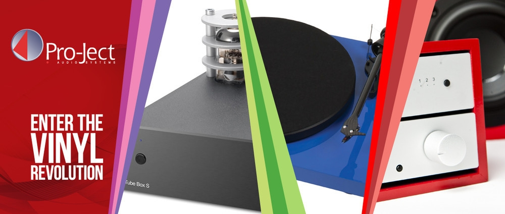 Pro-Ject - Enter the vinyl revolution