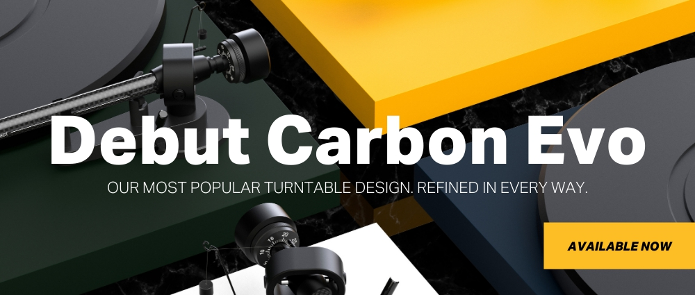 Debut Carbon Evo Available Now