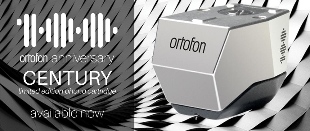 Ortofon Century — now available
