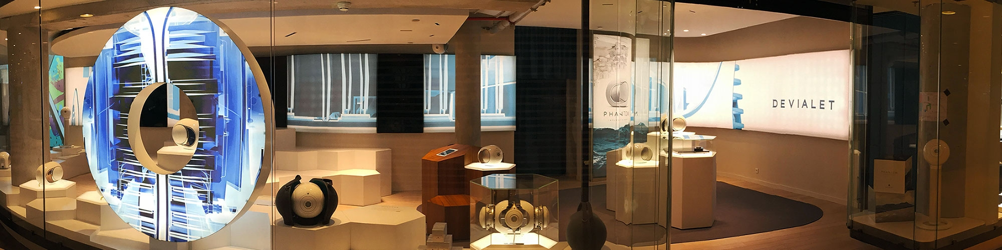 Devialet Beaugrennelle Store
